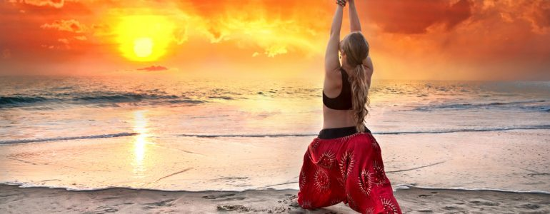 A beginner's guide to yoga types